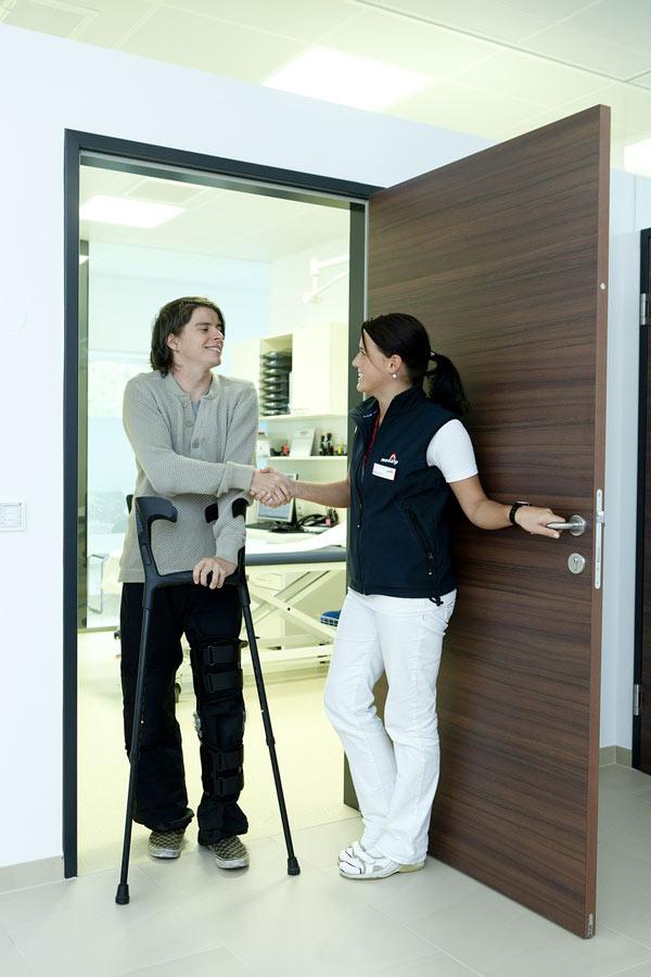 ubezpieczenie zdrowotne pacjent