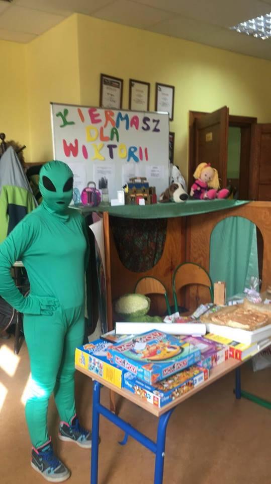 rowerowy alien marzec 17