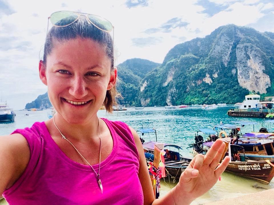 ubezpieczenie turystyczne w tajlandii Anna Turowska