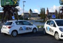 samochody alien nauka jazdy
