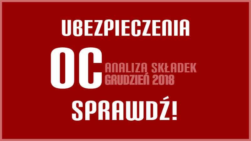 OC Szczecin grudzień 2018